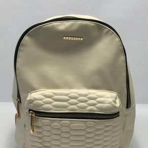 Rampage Backpack Snake Quilted Birch Color Bag